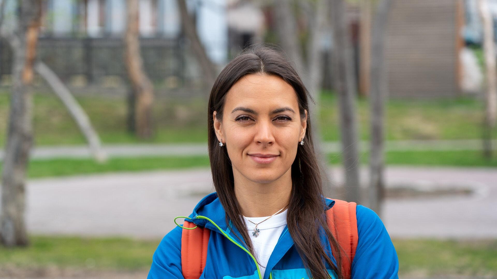 София Махнаткина