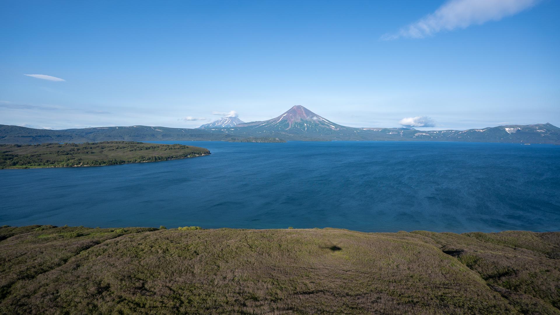 Feel the power of Kamchatka living water!