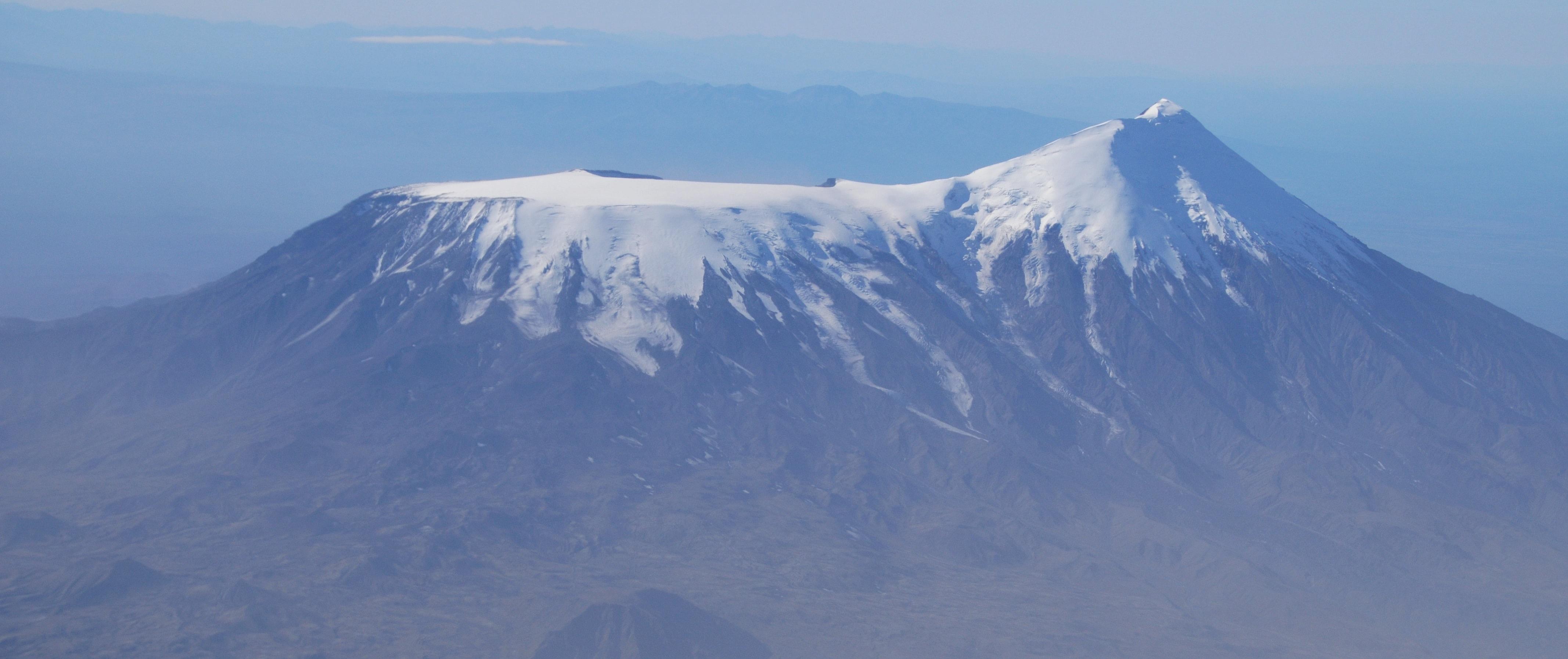 Ploskiy Tolbachik volcano