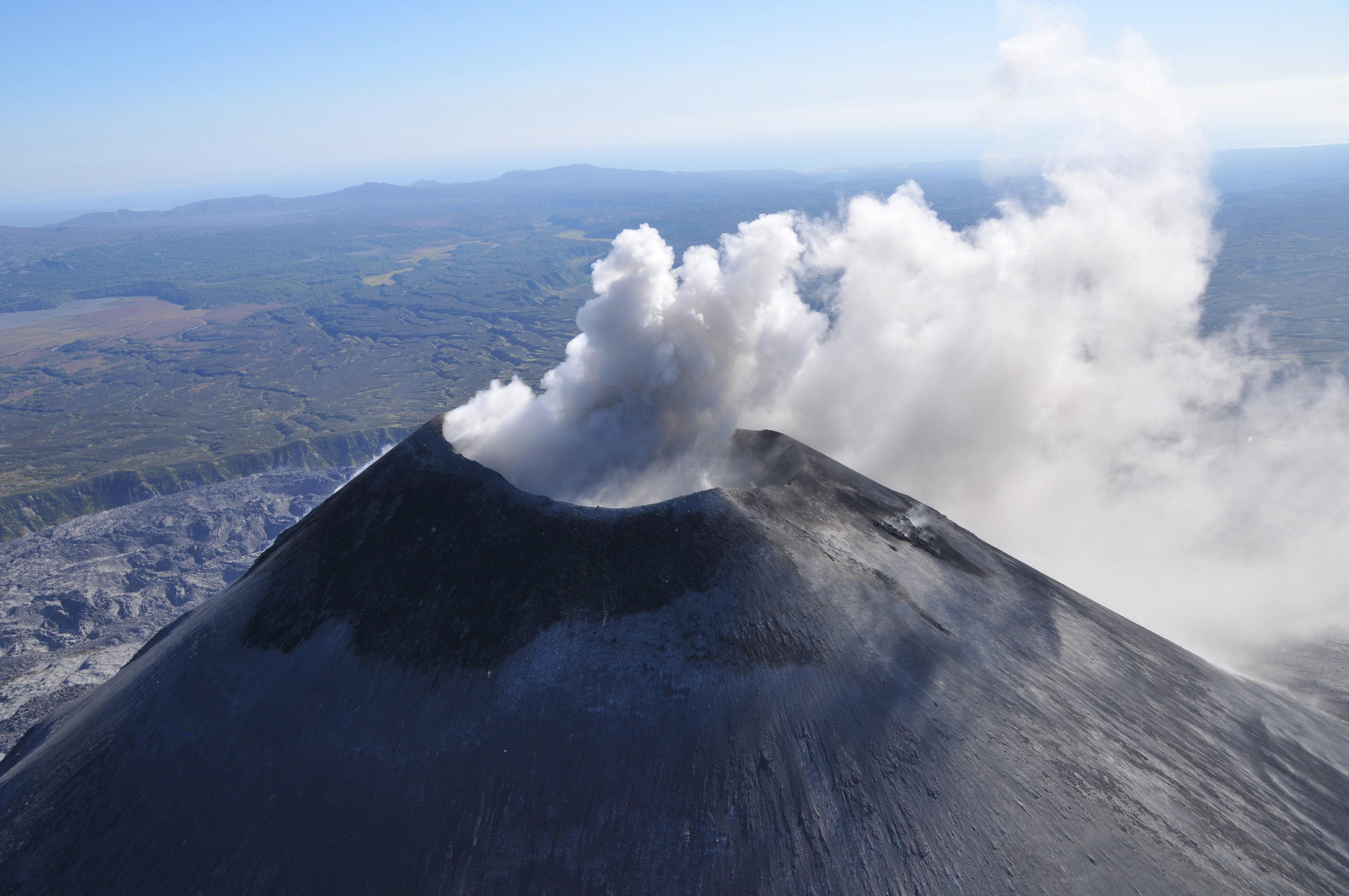 Karymskiy volcano