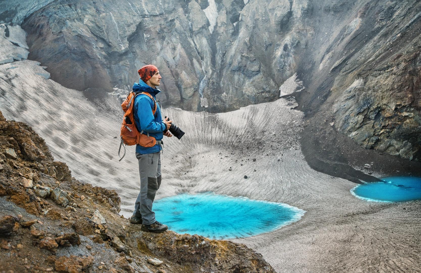 Ощутите силу живой воды Камчатки